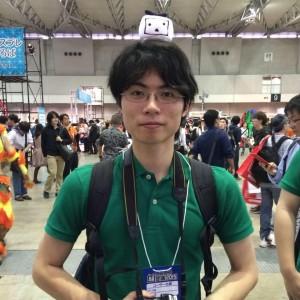山口裕太のプロフィール写真です