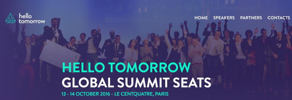 Hello Tomorrow Summit